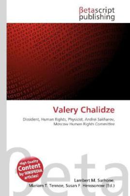 Valery Chalidze