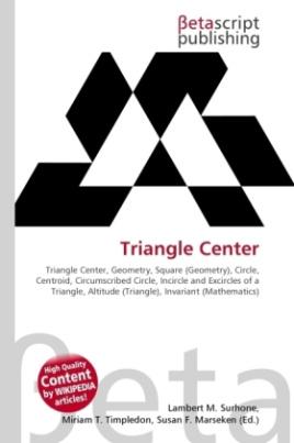 Triangle Center