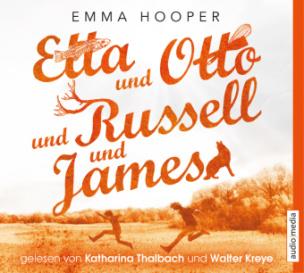 Etta und Otto und Russell und James, 5 Audio-CDs