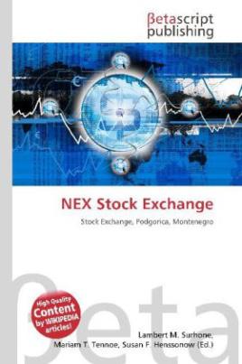 NEX Stock Exchange