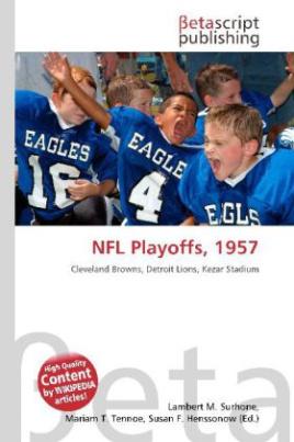 NFL Playoffs, 1957