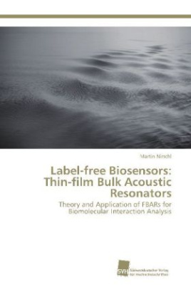 Label-free Biosensors: Thin-film Bulk Acoustic Resonators