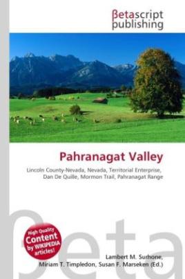Pahranagat Valley