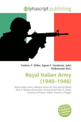 Royal Italian Army (1940 - 1946 )