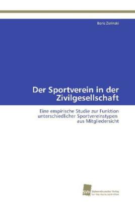 Der Sportverein in der Zivilgesellschaft