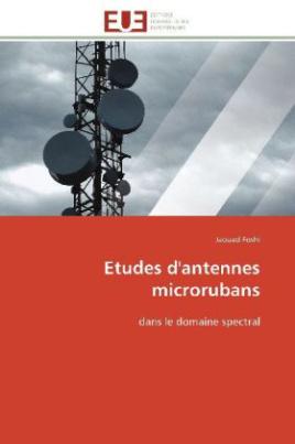 Etudes d'antennes microrubans