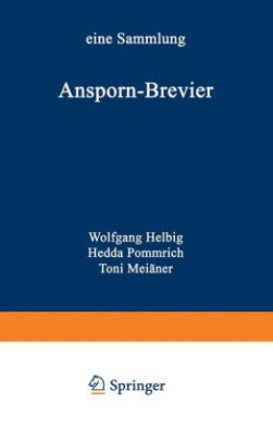 Ansporn-Brevier