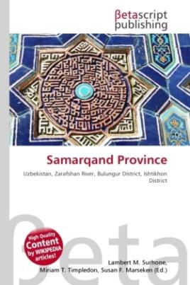 Samarqand Province