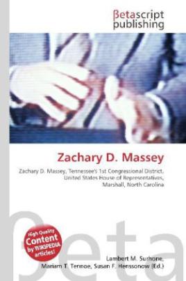 Zachary D. Massey
