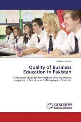 Quality of Business Education in Pakistan