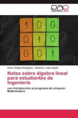 Notas sobre álgebra lineal para estudiantes de Ingeniería