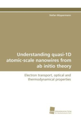 Understanding quasi-1D atomic-scale nanowires from ab initio theory