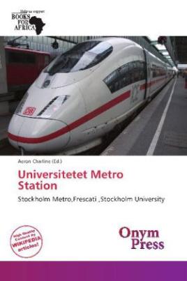 Universitetet Metro Station
