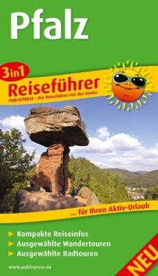 3in1-Reiseführer Pfalz