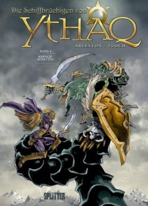 Die Schiffbrüchigen von Ythaq - Khengis' Schatten