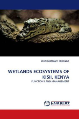 WETLANDS ECOSYSTEMS OF KISII, KENYA