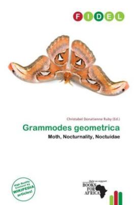 Grammodes geometrica