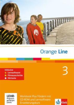 3. Lernjahr, Workbook Fördern, m. Audio-CD u. CD-ROM (Erweiterungskurs)