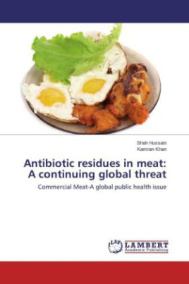 Antibiotic residues in meat: A continuing global threat