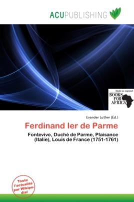 Ferdinand Ier de Parme