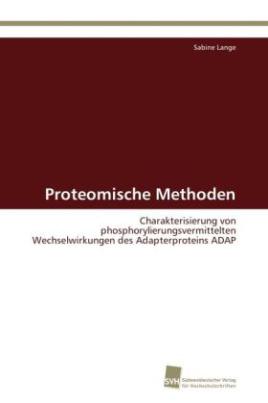 Proteomische Methoden