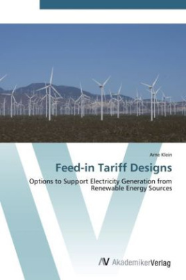 Feed-in Tariff Designs