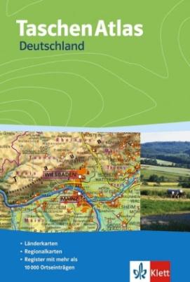 TaschenAtlas Deutschland