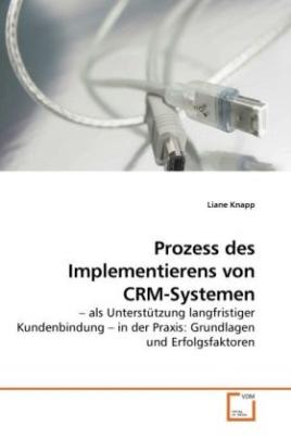 Prozess des Implementierens von CRM-Systemen
