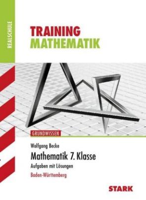 Mathematik, 7. Klasse, Baden-Württemberg