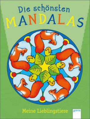 Die schönsten Mandalas. Meine Lieblingstiere