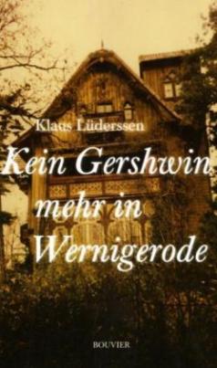 Kein Gershwin mehr in Wernigerode