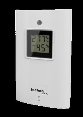 Außen-Zusatzsensor für Wetterstation