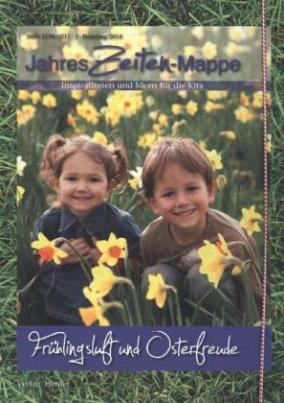 JahresZeiten-Mappe Frühlingsluft und Osterfreude