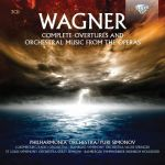 Complete Overtures+Orchestral Music From Operas