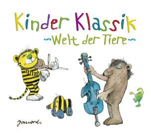Kinder Klassik-Welt der Tiere