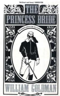 The Princess Bride. Die Brautprinzessin, englische Ausgabe