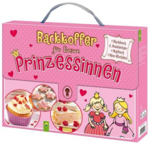 Backkoffer für kleine Prinzessinnen, in Kinderkoffer