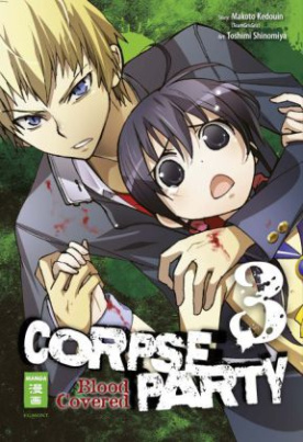 Corpse Party - Blood Covered. Bd.3