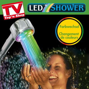 LED-Shower (Ihre private Wellness-Oase)