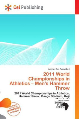 2011 World Championships in Athletics - Men's Hammer Throw