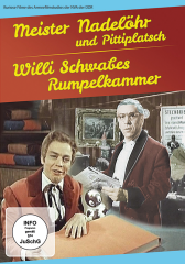 Meister Nadelöhr, Pittiplatsch & Willi Schwabes Rumpelkammer