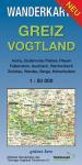 Wanderkarte: Greiz Vogtland