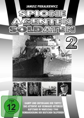 Spione Agenten Soldaten Box 2 (4DVDs)