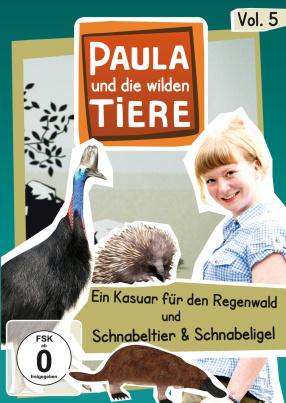 Paula und die wilden Tiere Vol.5