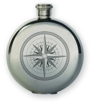 """Flachmann """"Kompass"""""""
